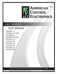 LGC Series Controller