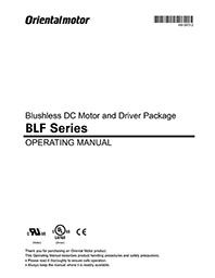 BLF Series Gearmotors